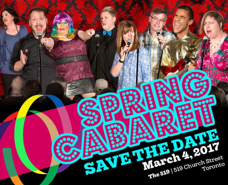 Save the Date – Spring Cabaret